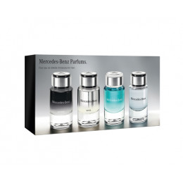 Coffret x4 Mercedes-Benz For Men