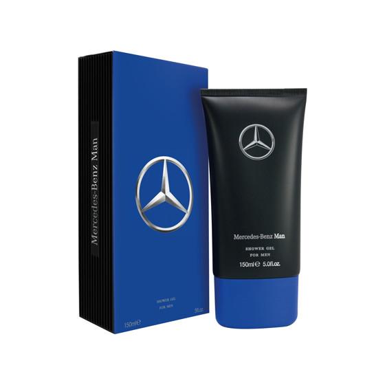 Gel douche Mercedes-Benz Man