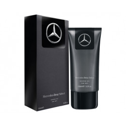 Gel douche Mercedes-Benz Select