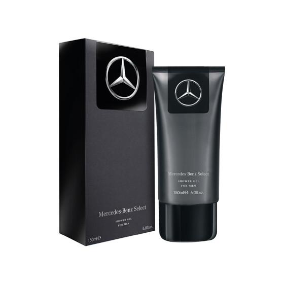 Shower gel Mercedes-Benz Select