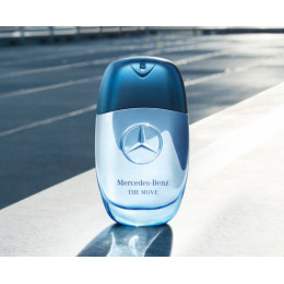 Giftset Mercedes-Benz THE MOVE