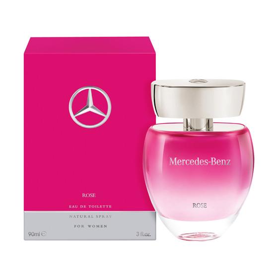 Mercedes-Benz For Women Rose