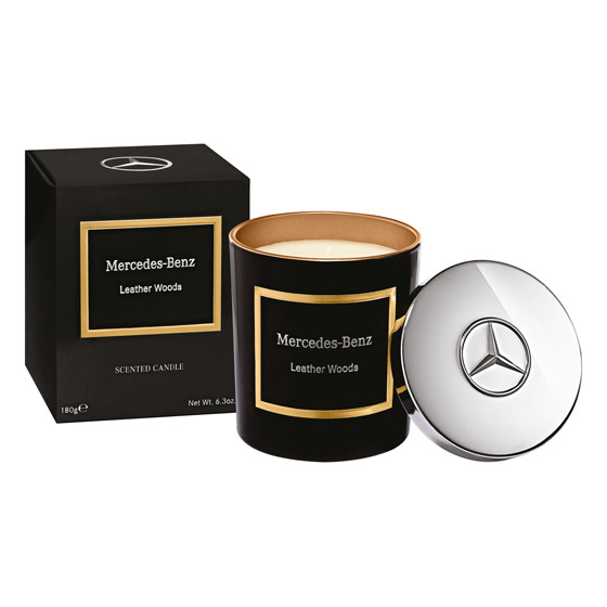 Bougie Leather Woods Mercedes-Benz