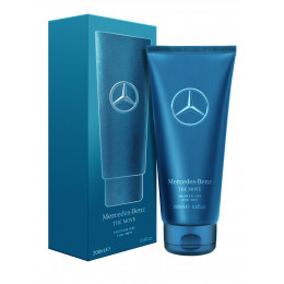 Shower gel Mercedes-Benz THE MOVE