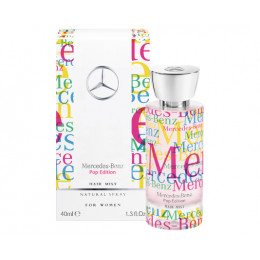 Hair mist Mercedes-Benz Pop Edition