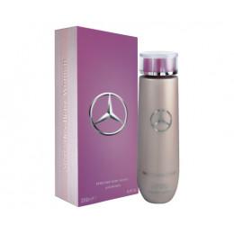Lait corps Mercedes-Benz Woman Eau de Parfum