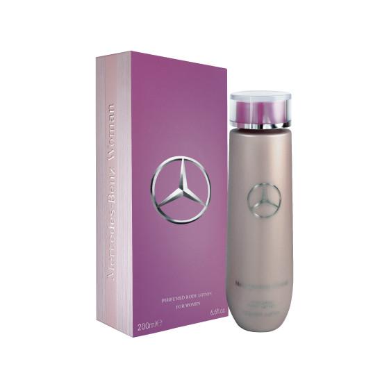 Body lotion Mercedes-Benz Woman Eau de Parfum