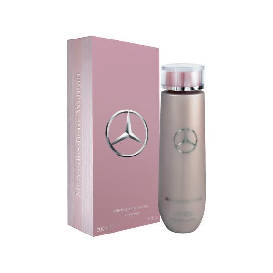 Body lotion Mercedes-Benz Woman Eau de Toilette