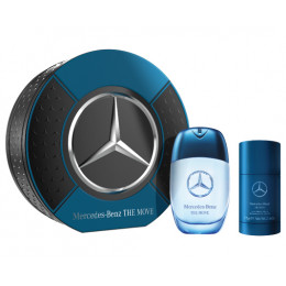 Coffret Mercedes-Benz THE MOVE