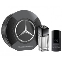 Coffret Mercedes-Benz Select