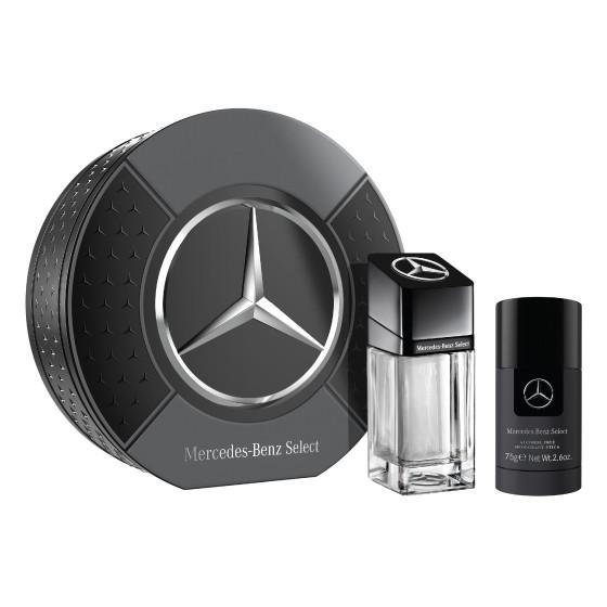 Coffret Mercedes-Benz Select