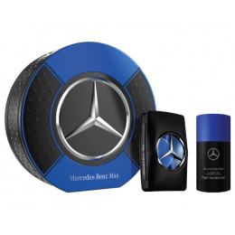 Coffret Mercedes-Benz Man + Déodorant stick