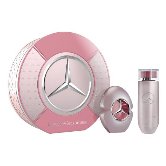 Giftset Mercedes-Benz Woman Eau de Toilette