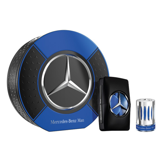 Coffret Mercedes-Benz Man + Travel Spray
